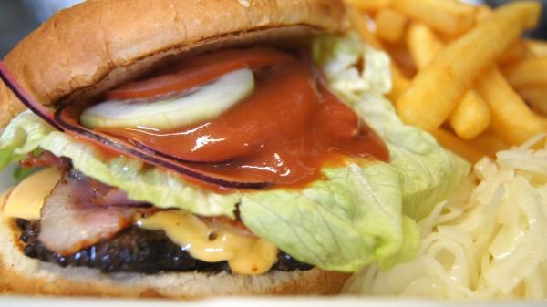 Arriba Special Burger