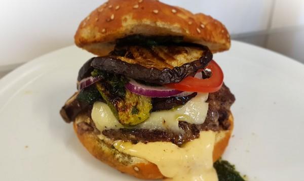 Mediterran Burger