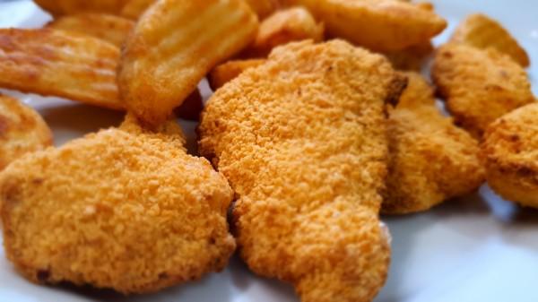 Chicken Chips Portion