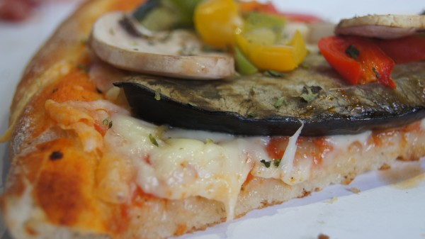 Pizza Mediterrana