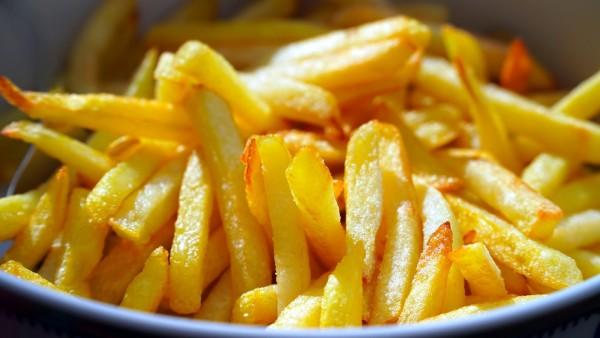 Pommes frites groß